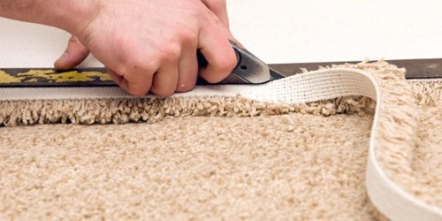 Stretching your carpet tips