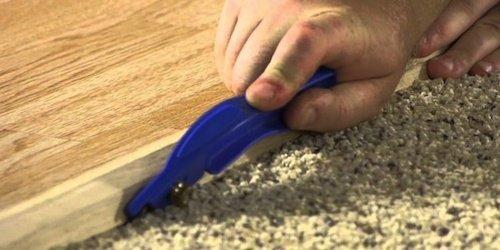 Choosing carpet for interior design